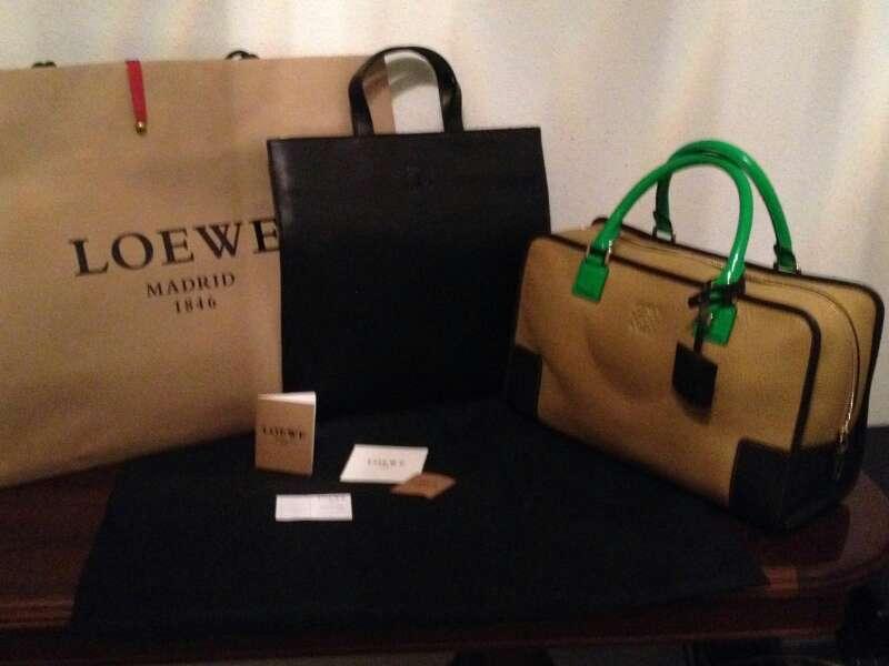 Imagen Pack dos bolsos Loewe