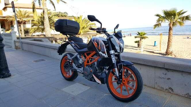 Imagen KTM Duke 390 ABS