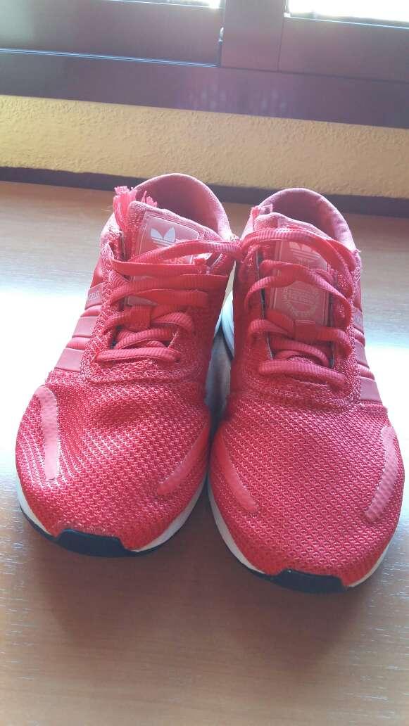Imagen producto Zapatillas Adidas Rojas 2