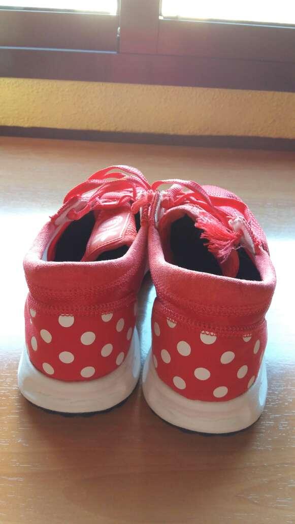 Imagen producto Zapatillas Adidas Rojas 3