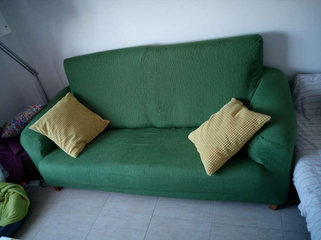 Imagen fundas de sofá elásticas 3 plazas sillón