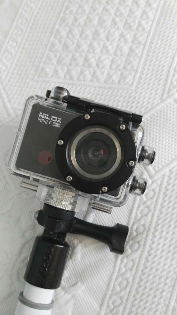 Imagen vídeo cámara deportiva