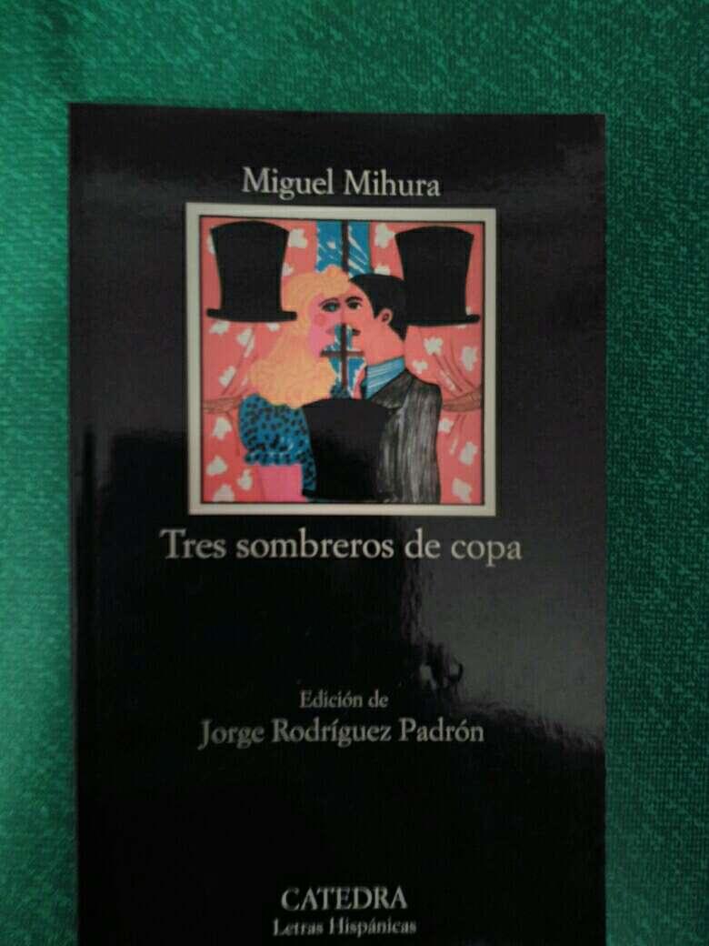 Imagen Libro: Tres sombreros de copa