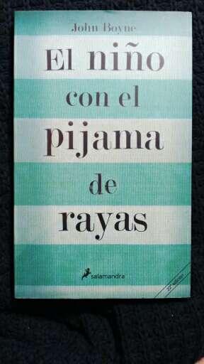 Imagen Libro: El niño con el pijama de rayas