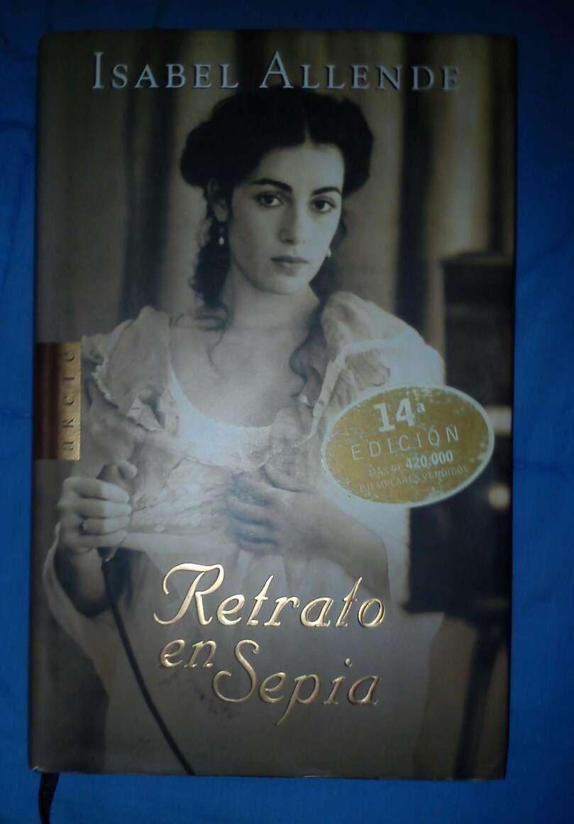 Imagen libro de Isabel Allende