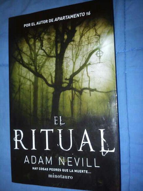 Imagen libro el ritual