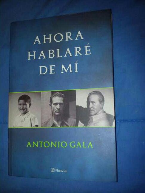 Imagen libro de Antonio Gala