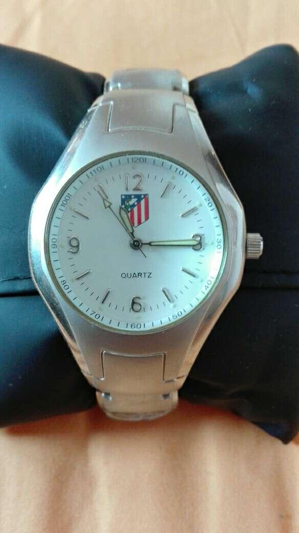 Imagen reloj Atlético de Madrid