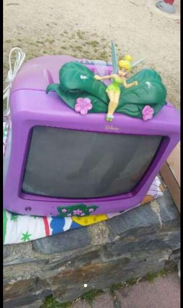 Imagen televisión de disney