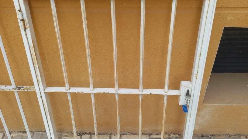 Imagen reja seguridad ventana