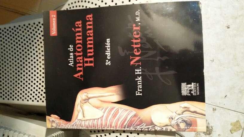 Imagen atlas de anatomia humana 3 edicion