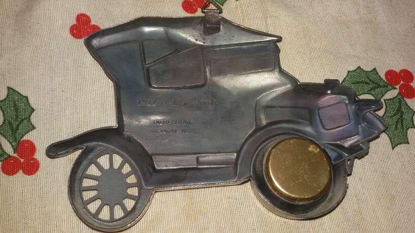 Imagen producto Termometro coche austin antiguo 2