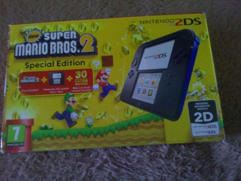 Imagen producto Nintendo 2ds 4