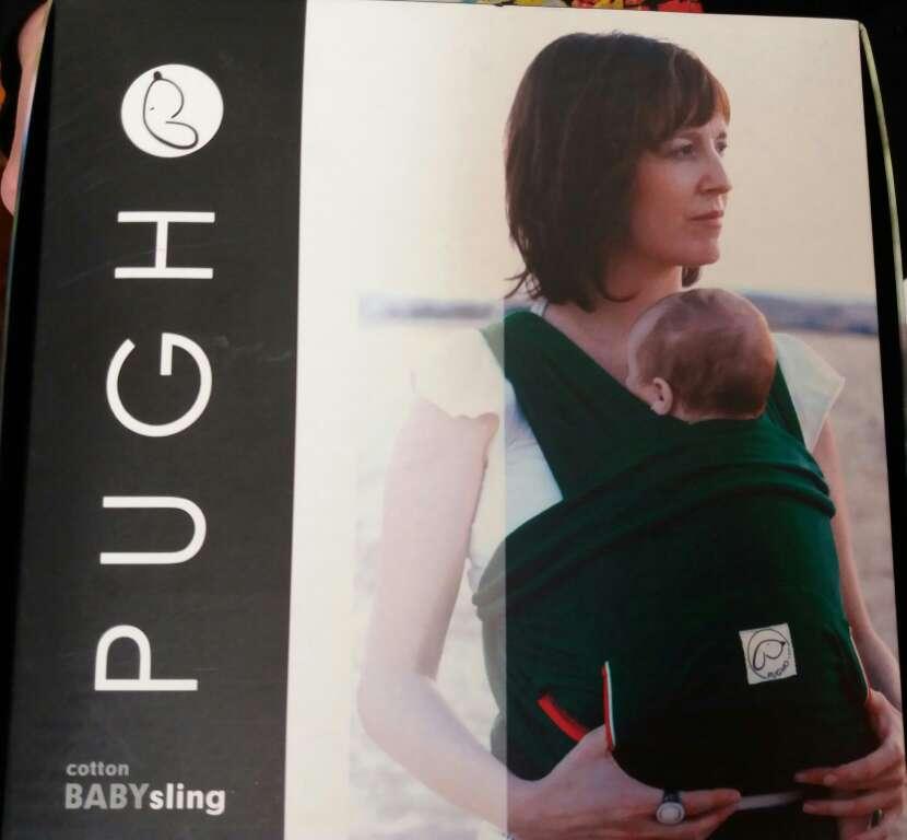 Imagen pañuelo porta bebés