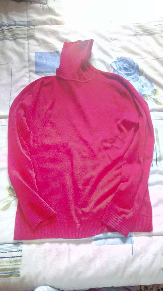 Imagen jersey rojo interior