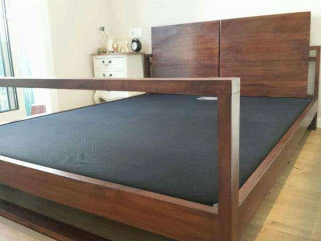 Imagen SALE! Teak bed & matress