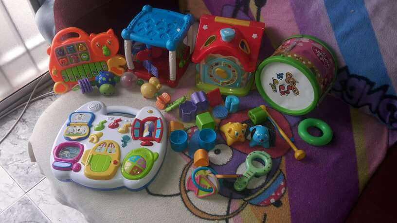 Imagen lote de juguetes