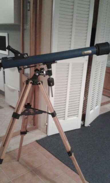 Imagen telescopio tripode