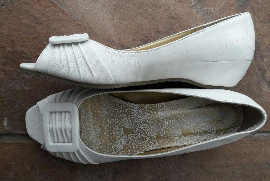 Imagen producto Zapatos mujer Blancos 2