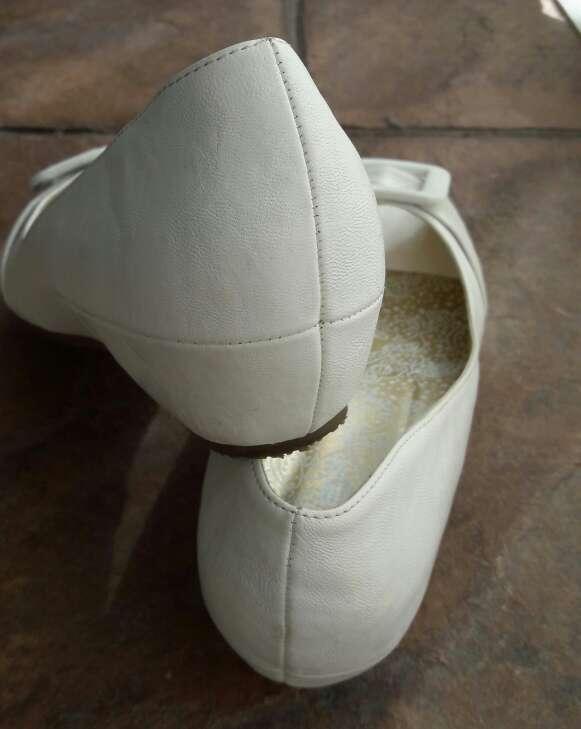 Imagen producto Zapatos mujer Blancos 3
