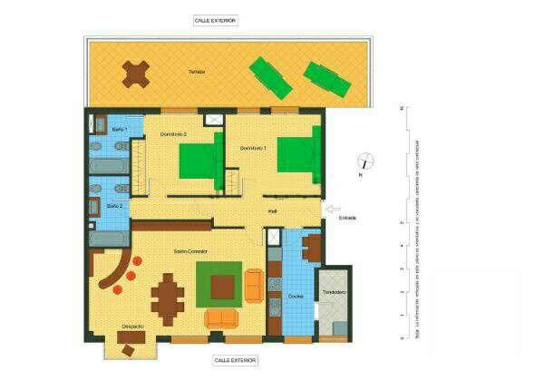 Imagen producto Atico expectacular 4 dor, 2baños,garaje,trastero,piscina,terraza 36metros 2