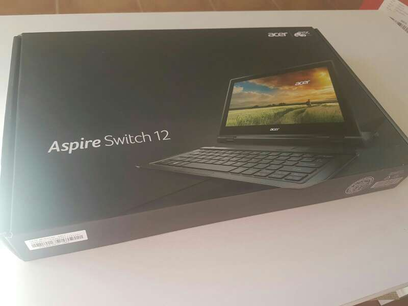 Imagen producto Acer aspire switch 12 1