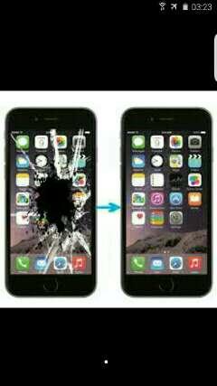 Imagen Reparacion iphone 6 (tienda)  todo los modelos