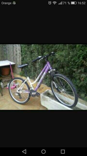 Imagen bicicleta en perfecto estado