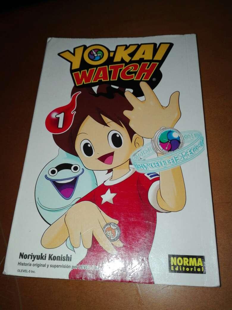 Imagen Libro yo-kai watch 1
