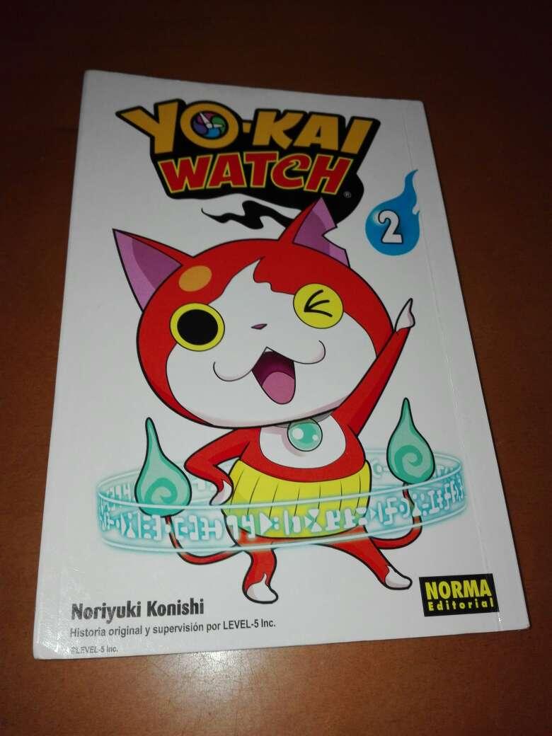 Imagen Yo-kai watch 2