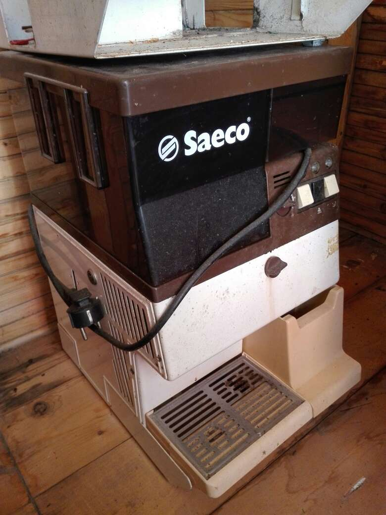 Imagen producto Cafetera Saeco G90 2