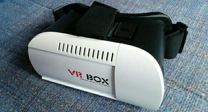 Imagen Gafas de Realidad Virtual VRBox