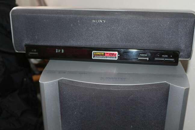 Imagen Home Cinema Sony 720 W
