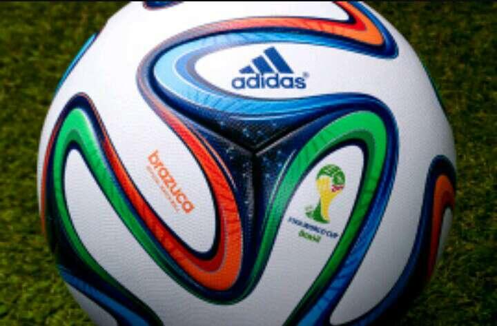 Imagen balón Adidas como nuevo