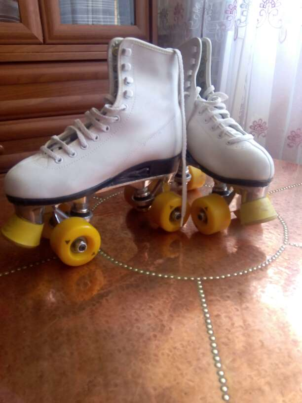 Imagen patines para chica
