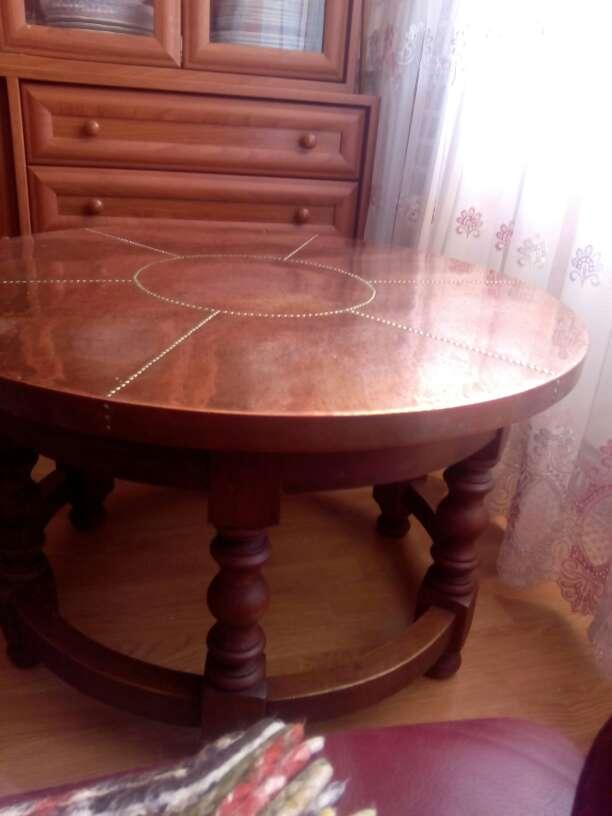 Imagen mesa de salon