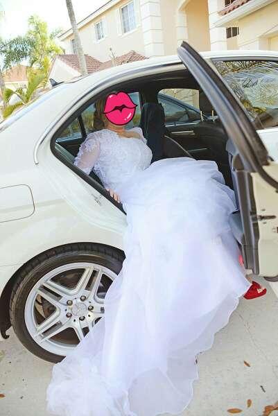 Imagen Vestido de novia y accesorios!!
