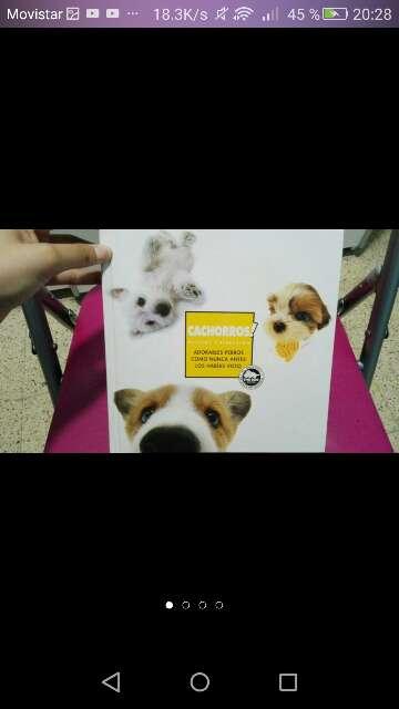 Imagen Libro de perros