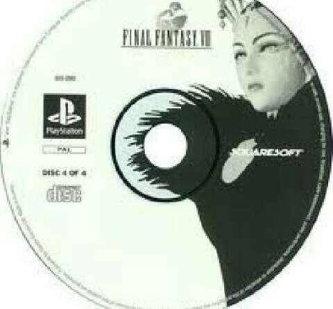 Imagen producto Se vende cd 4 del Final Fantasy 8  1