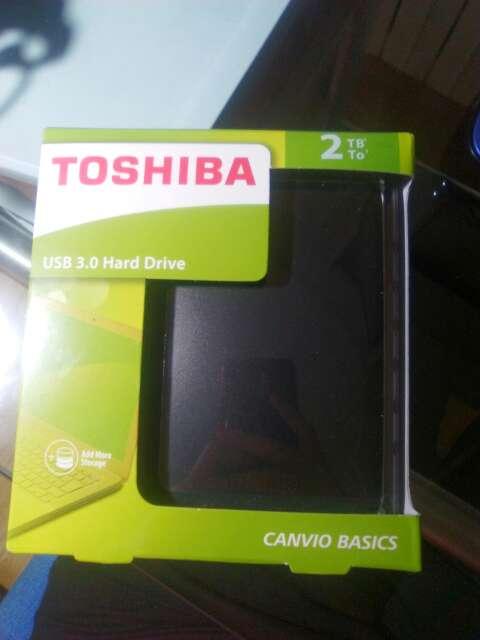 Imagen Disco duro 2 tb