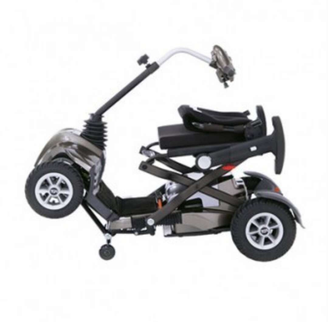 Imagen producto Scooter electrico tga plegable  2