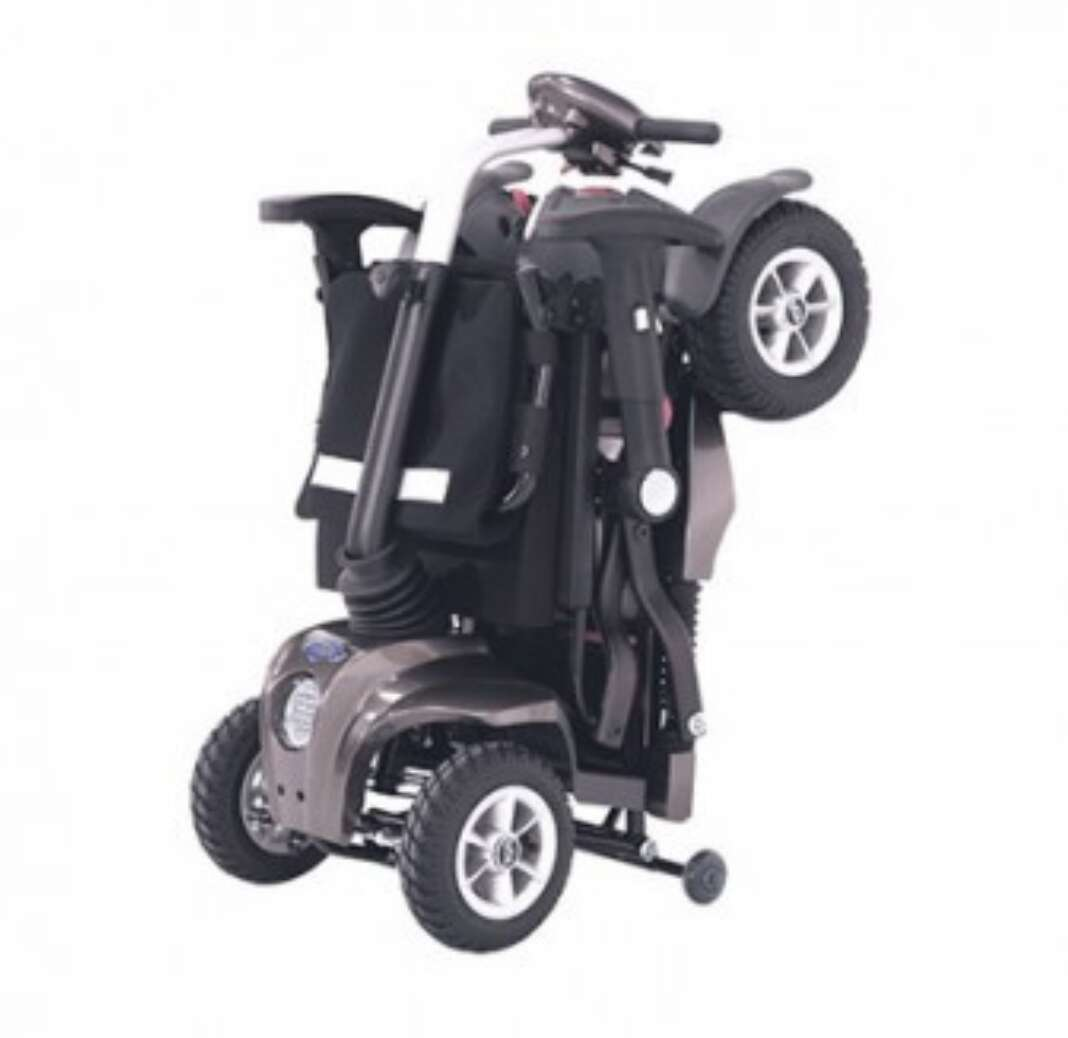 Imagen producto Scooter electrico tga plegable  1