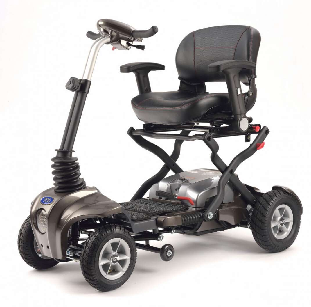 Imagen producto Scooter electrico tga plegable  3