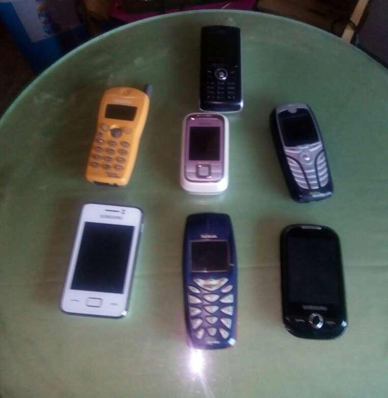 Imagen móviles antiguos
