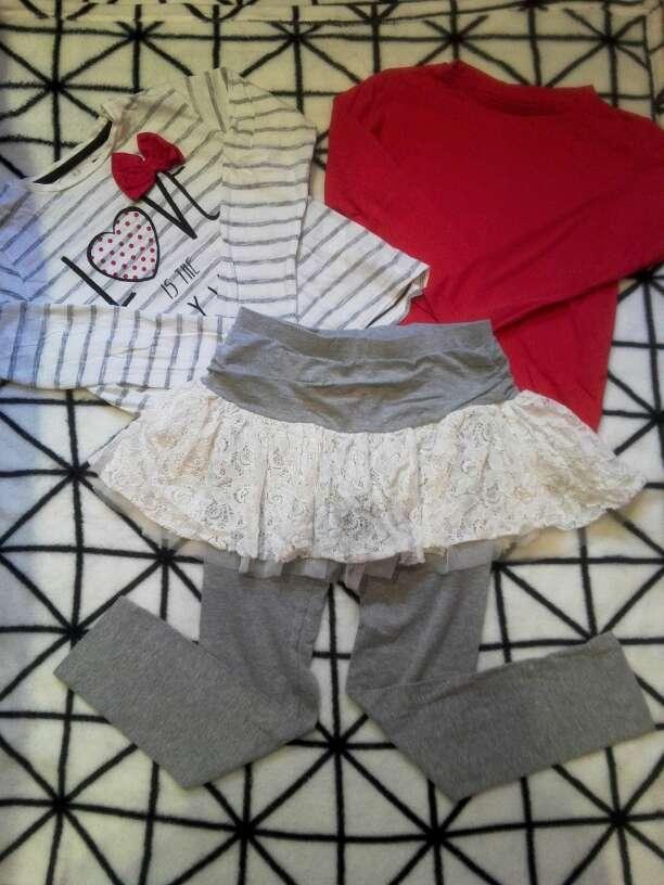 Imagen producto Lote ropa niña 1