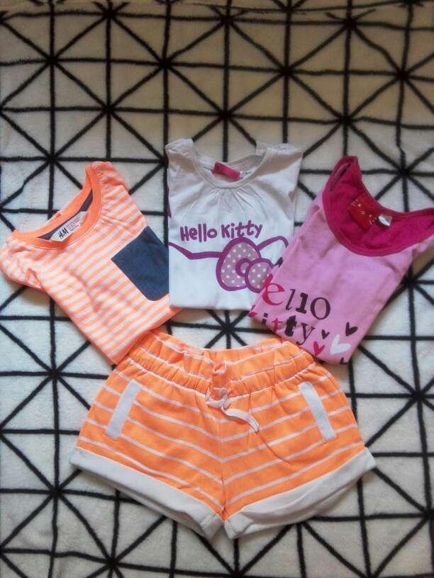 Imagen lote de ropa para niña