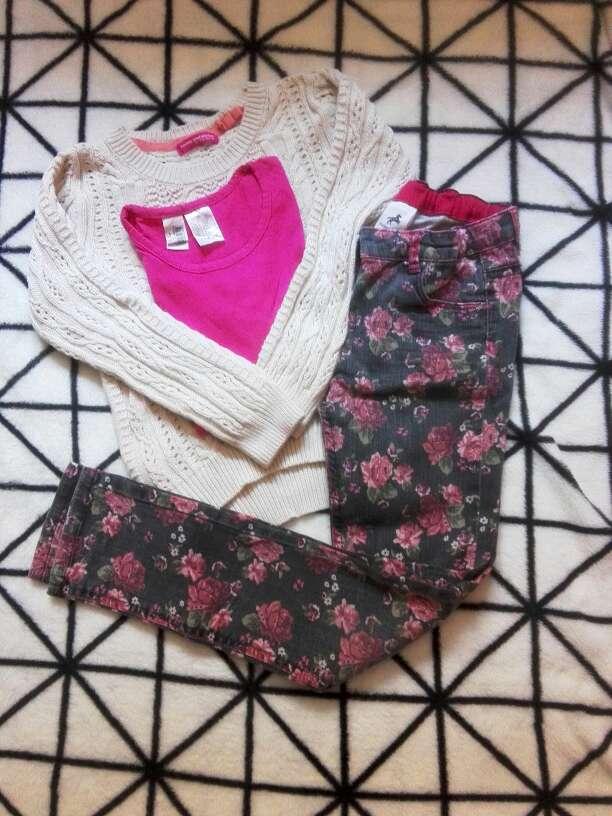 Imagen lote de ropa niña