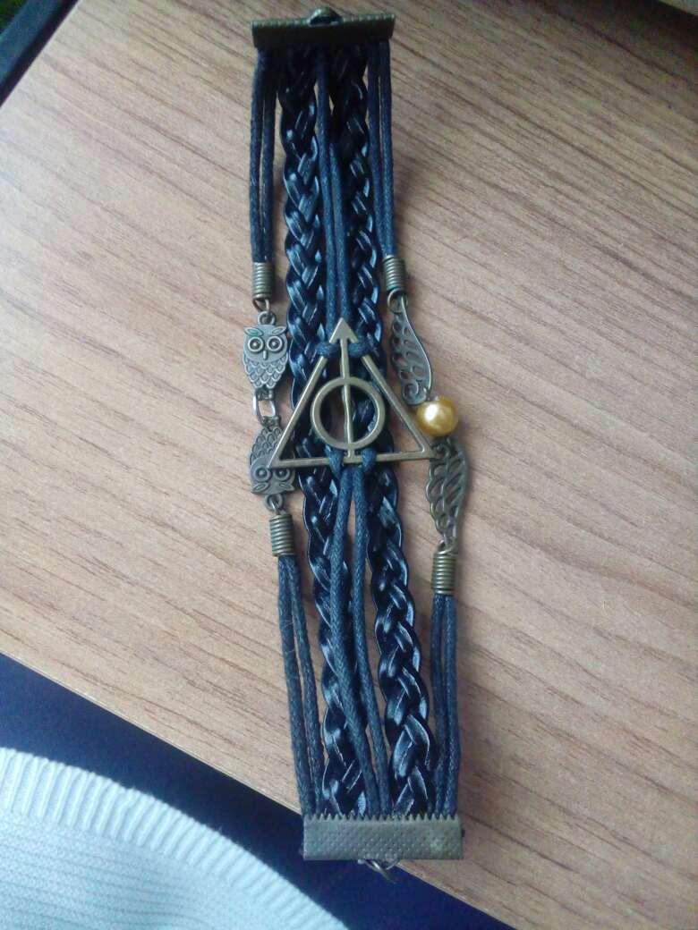 Imagen pulsera de Harry Potter