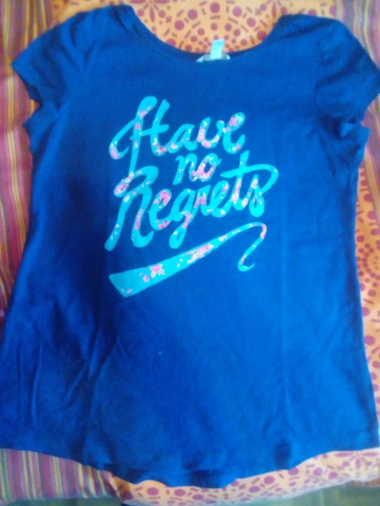Imagen producto Camiseta azul 1