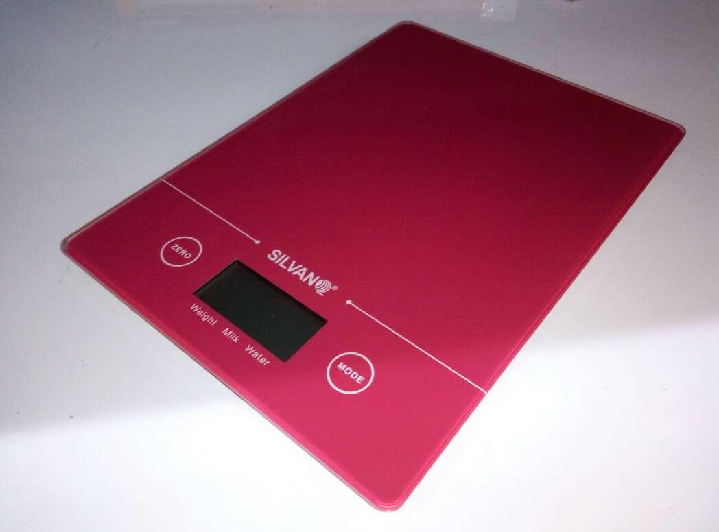 Imagen producto Bascula digital de diseño nueva. 2
